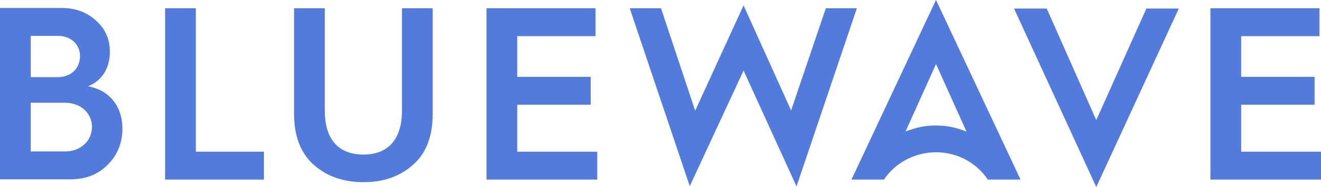 BlueWave Solar logo